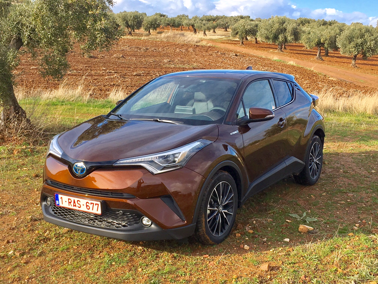 Toyota C Hr International Launch Review