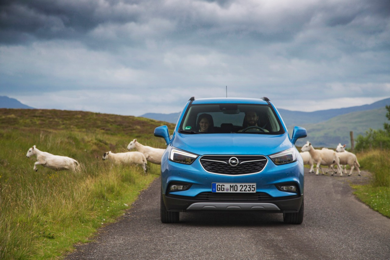 opel mokka x review. Black Bedroom Furniture Sets. Home Design Ideas