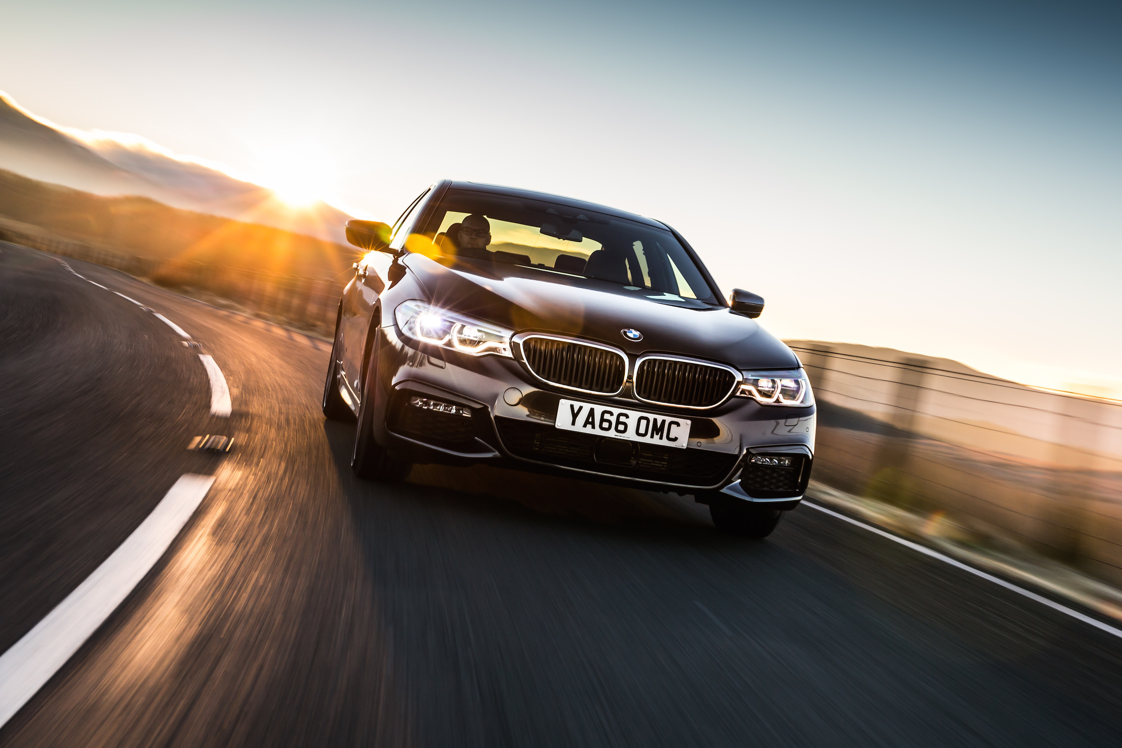 Bmw 5 Series Xdrive Review