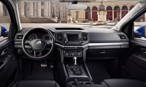Interior Amarok V6 auto