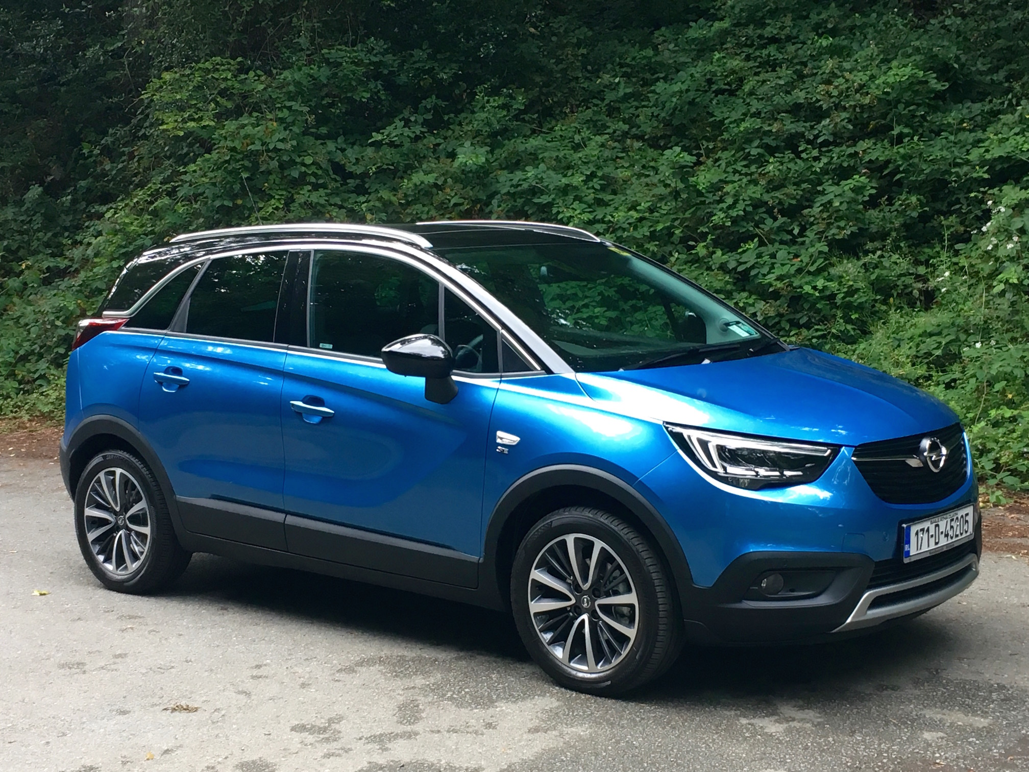 New Honda Suv >> Opel Crossland X review
