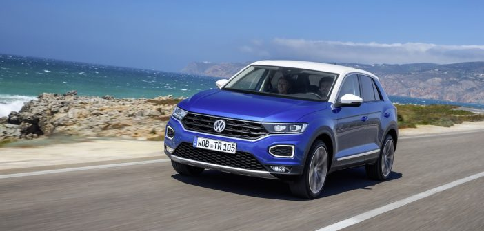 VW T-Roc review