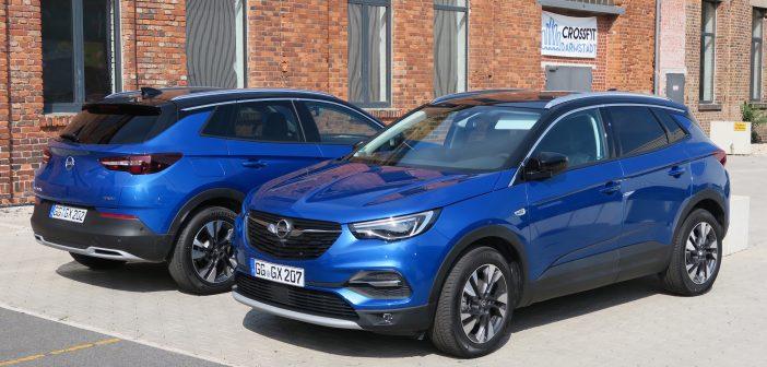 Opel Grandland X review