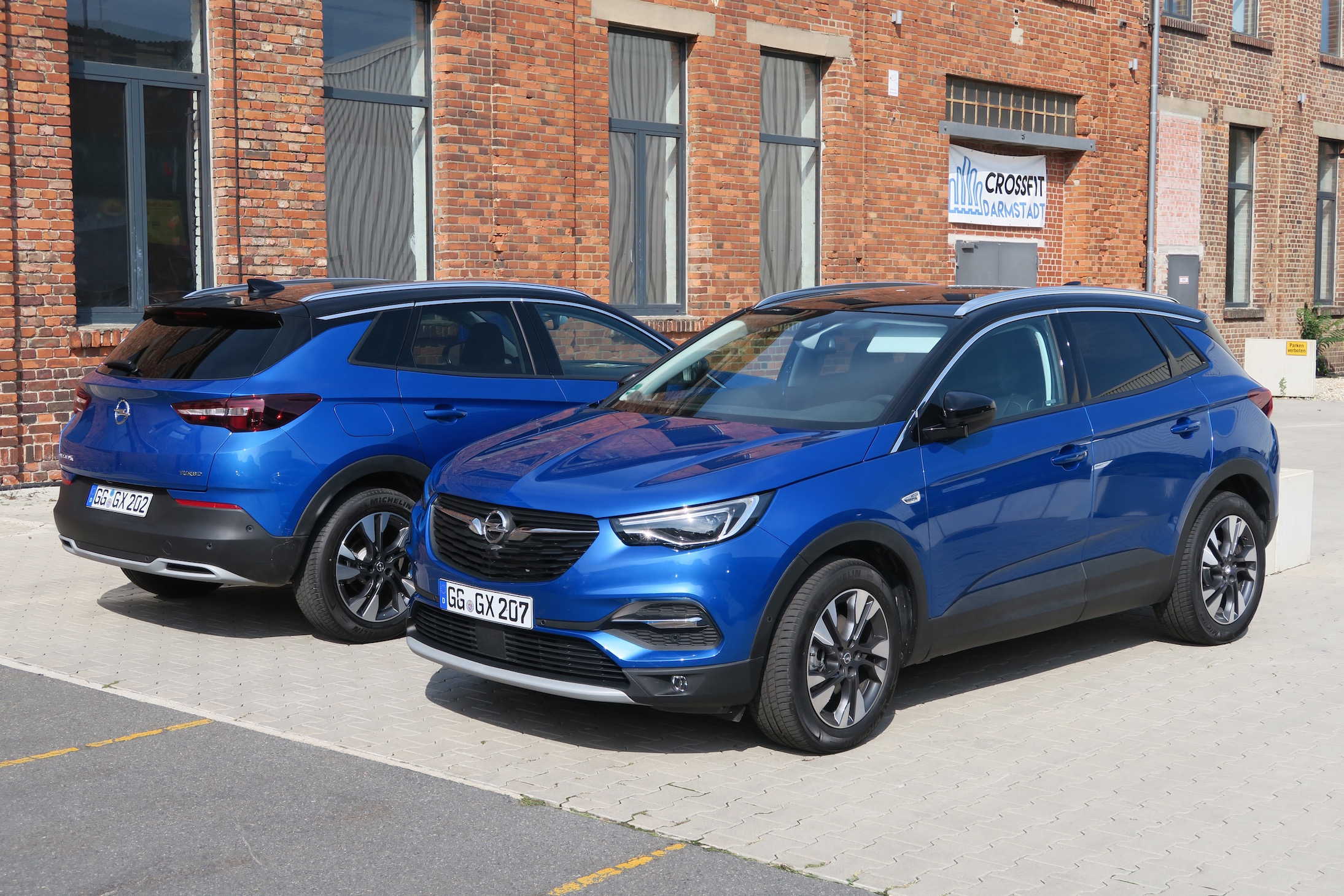 Opel Grandland X Review