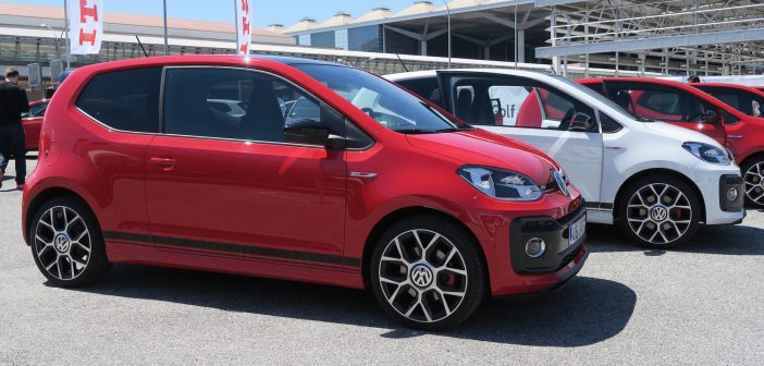 VW up! GTI review