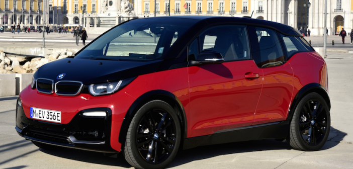 BMW i3S review