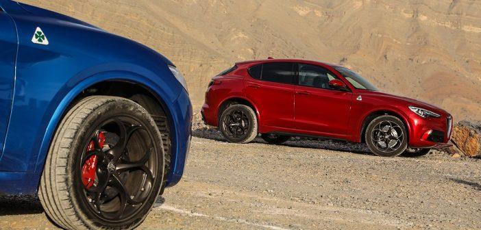 Alfa Romeo Stelvio Qadrifoglio review