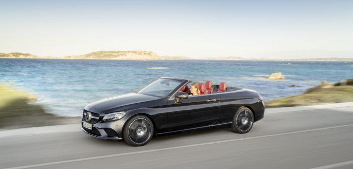 Mercedes-Benz C200 Cabriolet review