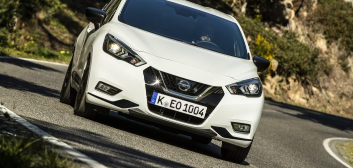 Nissan Micra new 1.0T & Automactic review