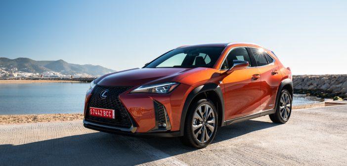 Lexus UX 250h review