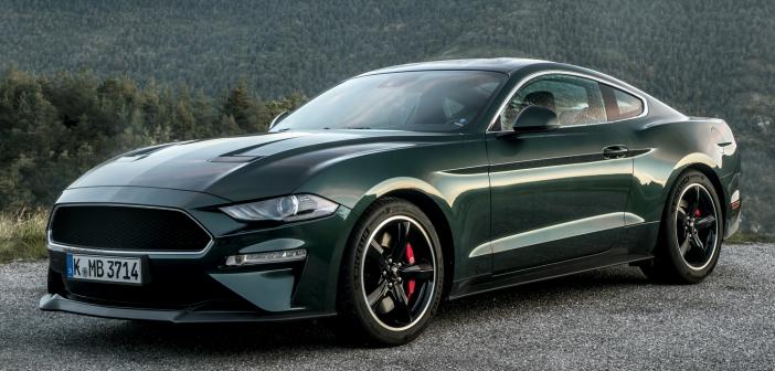 Mustang Bullitt review