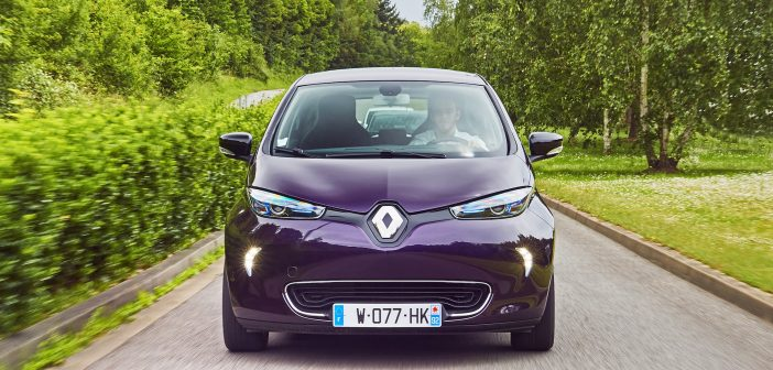 Renault Zoe Z.E. R90 review
