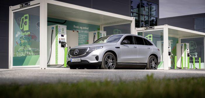 Mercedes-Benz EQC400 review
