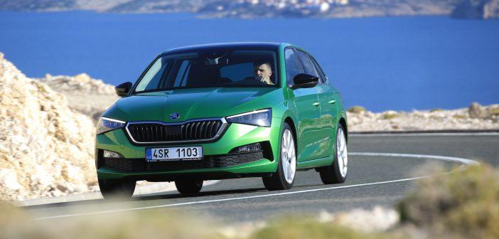 Škoda Scala review