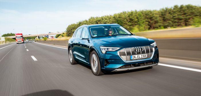 Audi e-tron 55 quattro review