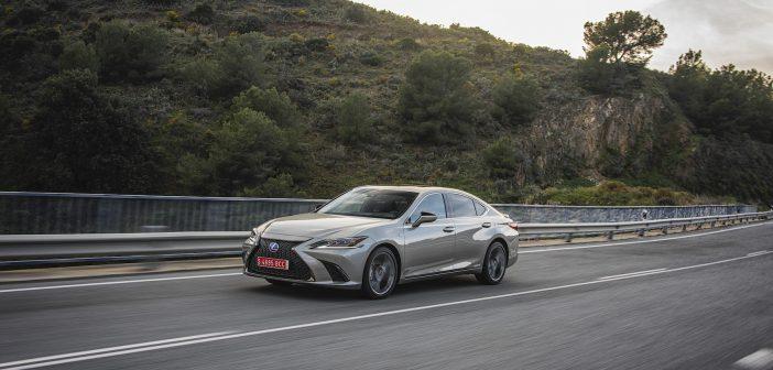 Lexus ES300h review