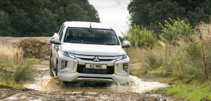 Mitsubishi L200 review