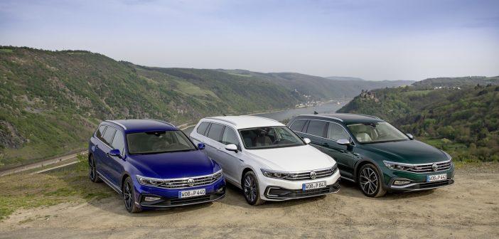Volkswagen Passat Estate R-Line review
