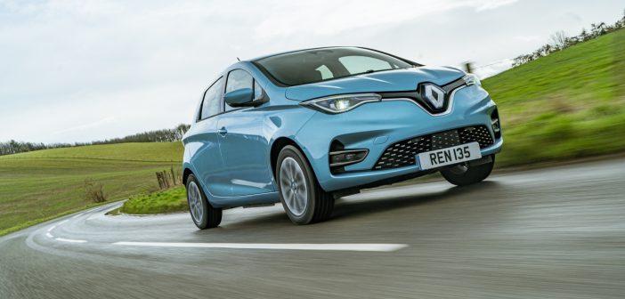 Renault Zoe Z.E. 50 R135 review