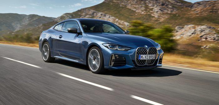 BMW 4 Series Coupé launch