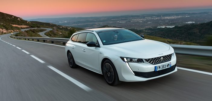 Peugeot 508 Hybrid review