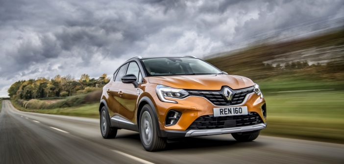 Renault Captur PHEV review