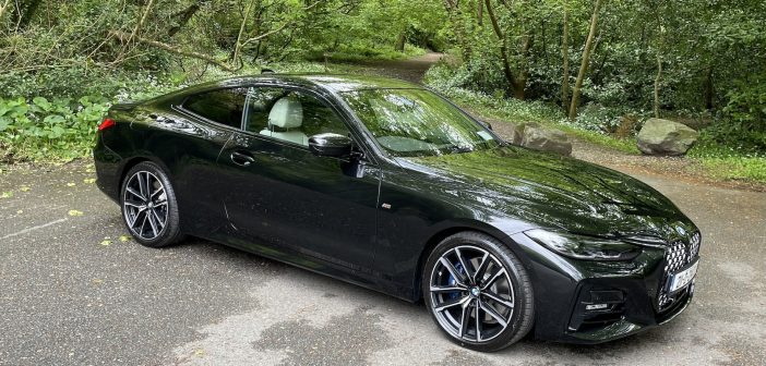 BMW 420d review