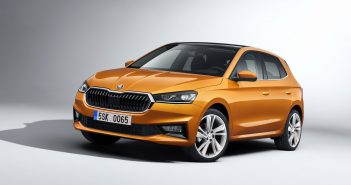 New Fabia on the way!
