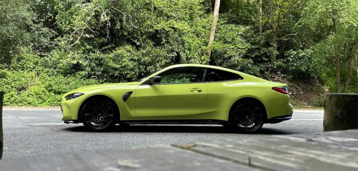 BMW M4 Competition review