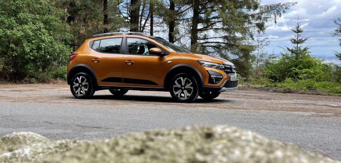 Dacia Stepway review